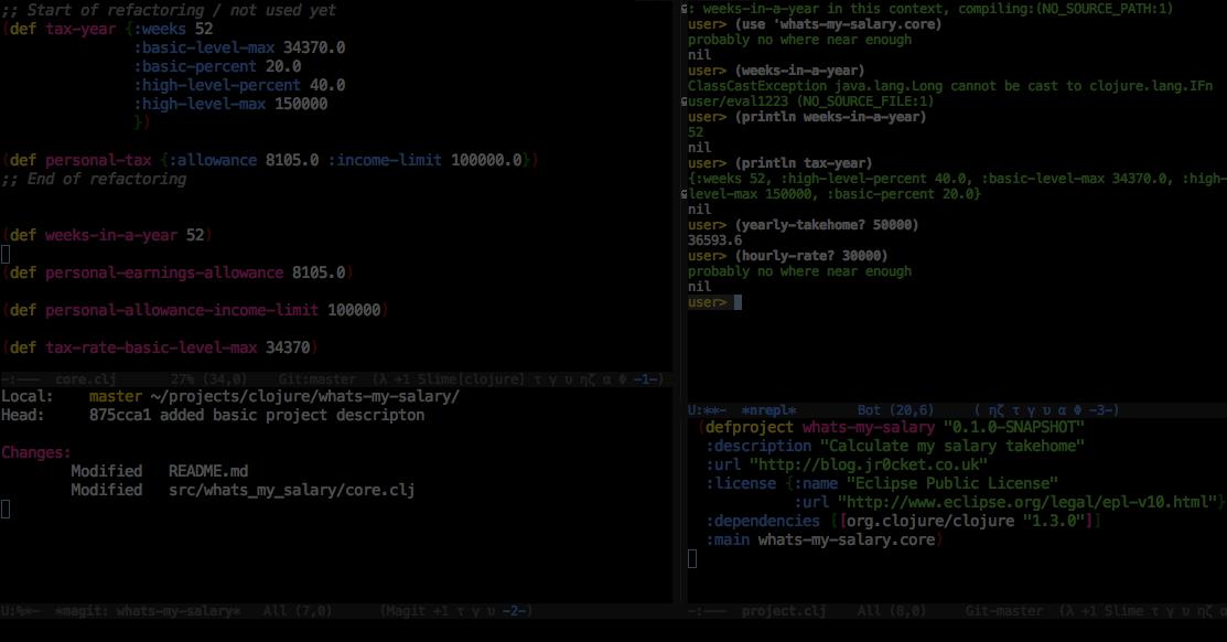 Emacs is hurting Clojure – J  Pablo Fernández